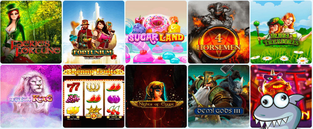 Featured Games Ridika