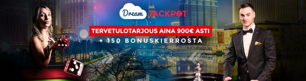 Dream Jackpot netticasino
