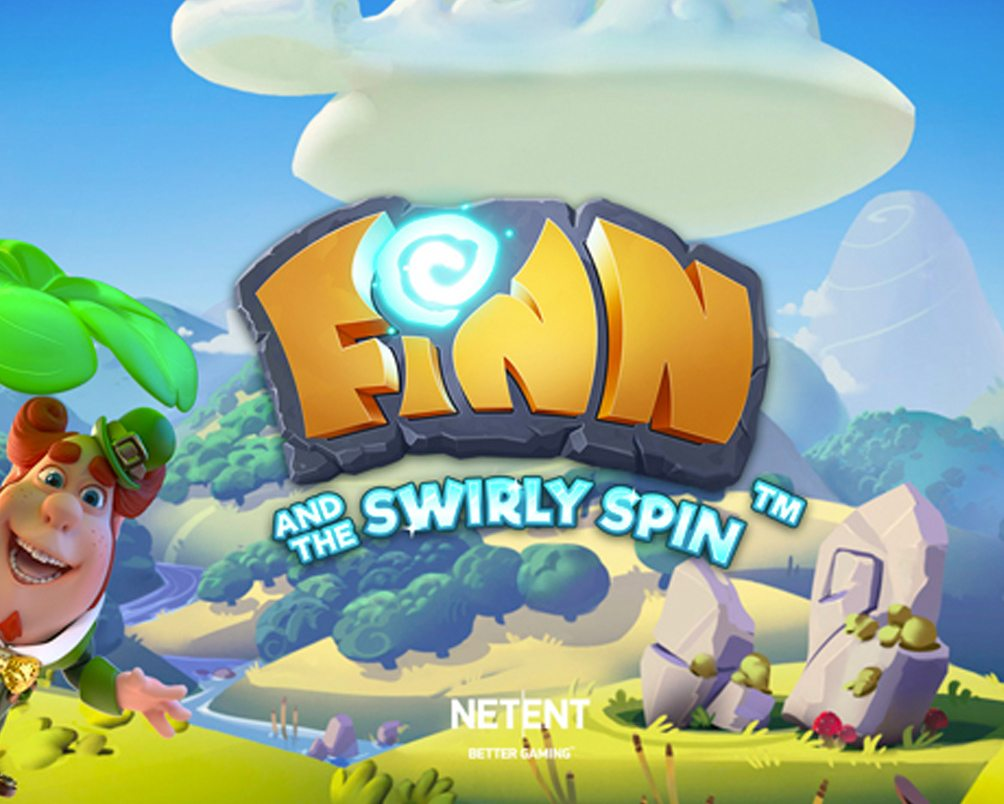 finn and the swirly spin peli