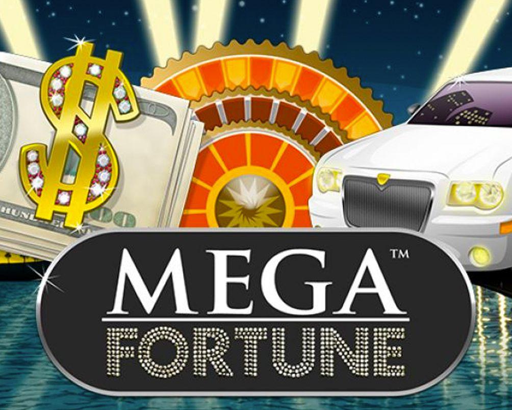 mega fortune kasinopeli
