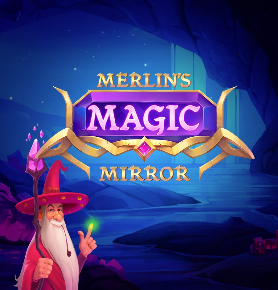 Merlins Magic Mirror kolikkopeli