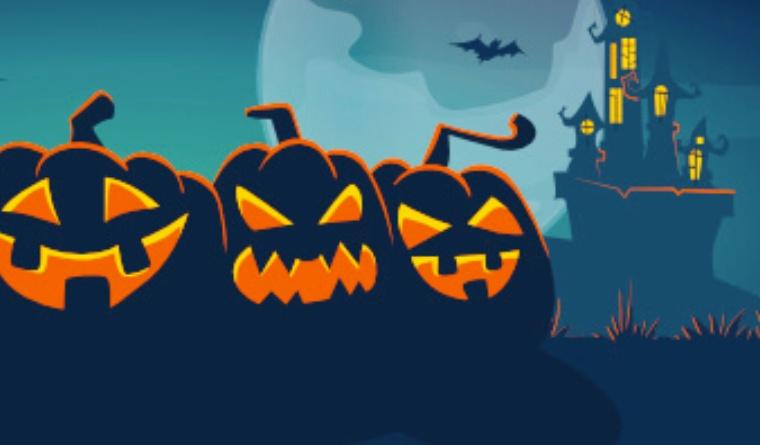 Cashmio halloween kalenteri
