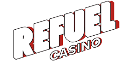 refuel casino logo